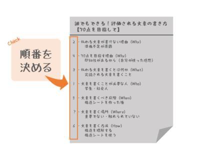 構造シート4-順番